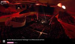 Philharmonie de Paris - Concert Kaltoum d'Ibrahim Maalouf