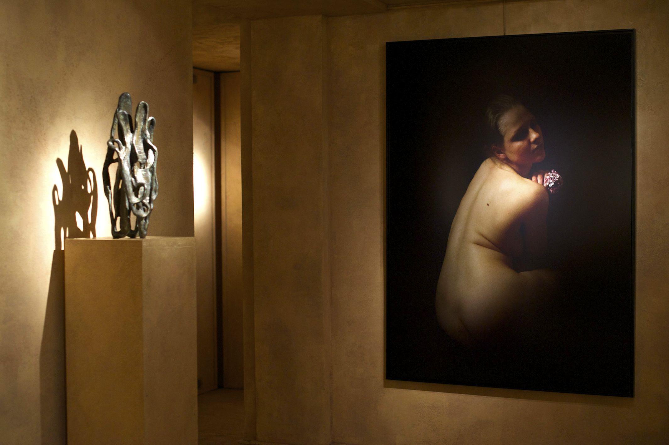 Nu Divin N14 Galerie Jean Luc Mechiche