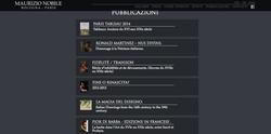 PUBLICATION GALERIE MAURIZIO NOBILE