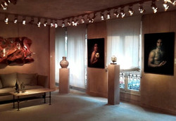 Exposition Galerie Jean-Luc Méchiche