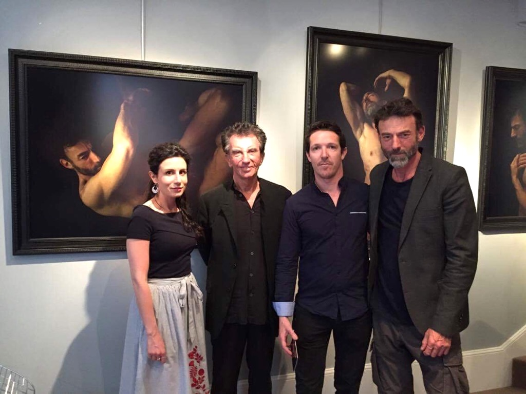 Exposition Galerie Maurizio Nobile à Paris