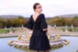 robe noire marion waterkeyn
