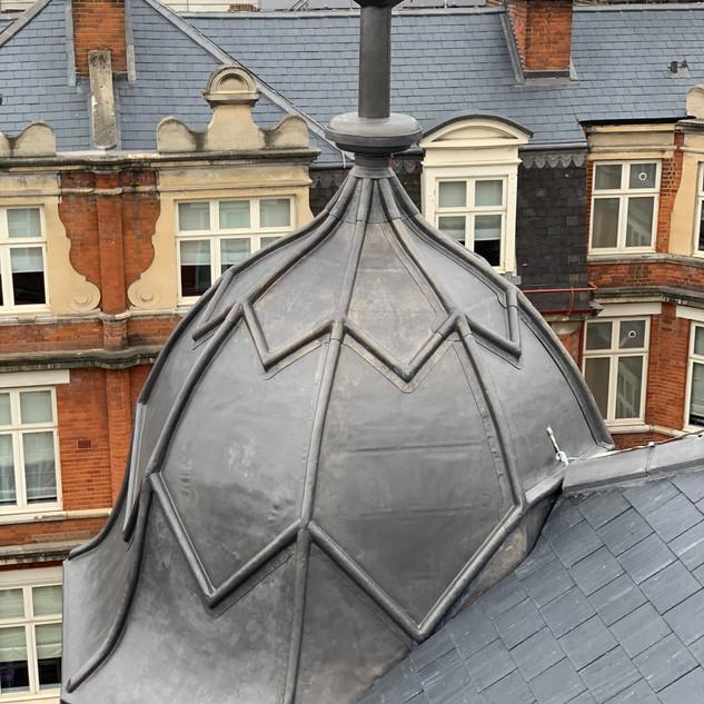 Lead Dome
