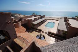 Aerial View Inn at Rincon