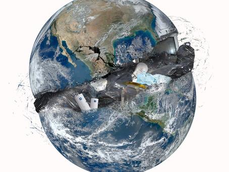 Explosion des déchets dans le monde