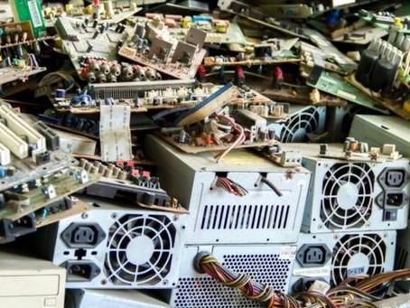 Valoriser les déchets électroniques