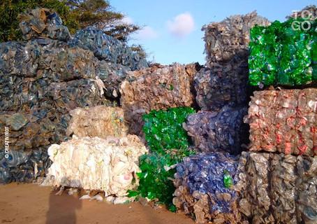 Togo, l'économie du recyclage crée sa chaine de valeur