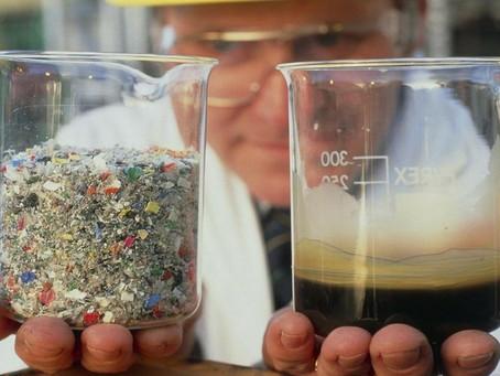 Pyrolyse des plastiques: réveil des multi-nationales?