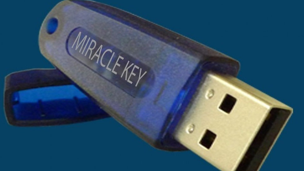 Miracle Key With 1Year Activation
