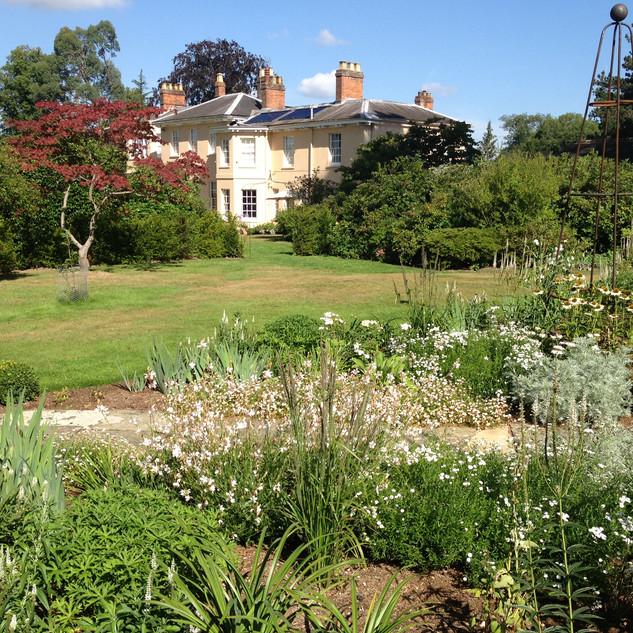 A 'white' garden