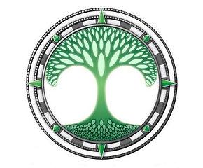 Forest bathing - Nature is medicine logo