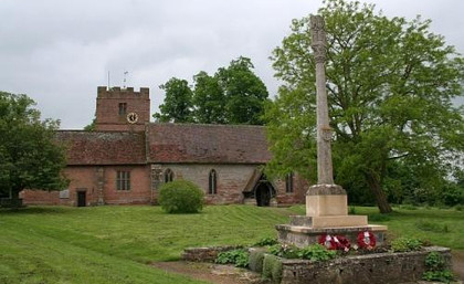 St Mary's Church, Hanley Castle