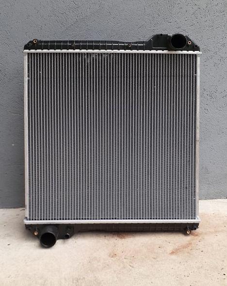 radiador de água 2 - construido em plást