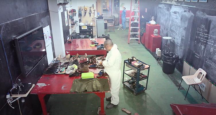 Sessão de Sexta Rubens Espírito Santo, Conglomerado Atelier do Centro