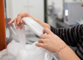 Resíduos agrícolas para fabricação de tecidos