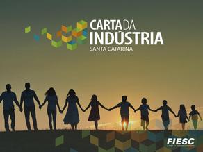 Carta da Indústria   Santa Catarina