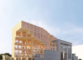 Edifícios de madeira com zero emissões de carbono