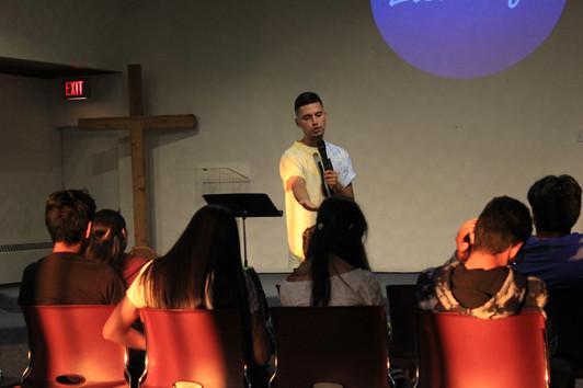 Pastor de Jovenes