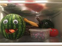 Fridge Fun with Veggies, Killer Fruit