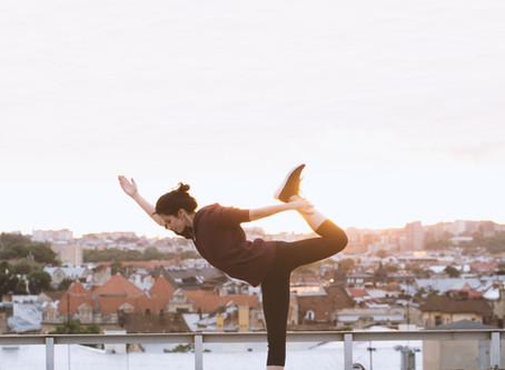 Тест на способность удерживать баланс