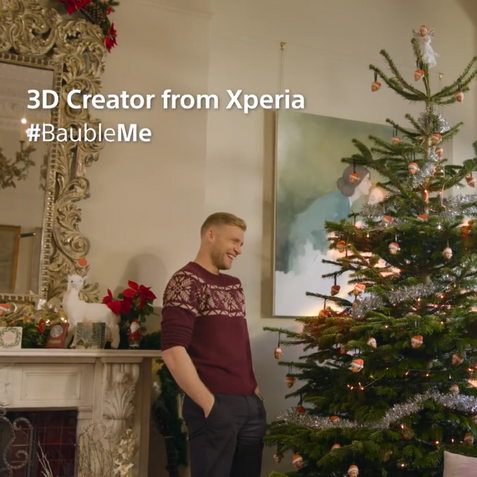 Sony Xperia #BaubleMe