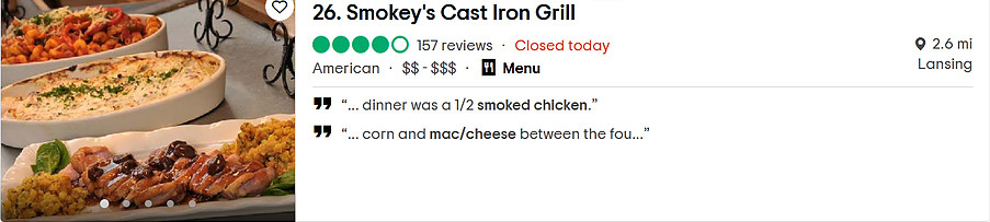 Smokey's Cast Iron