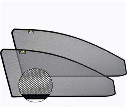 Шторка каркасная Hyundai Solaris на боковые стекла (в компл. 2 шт)