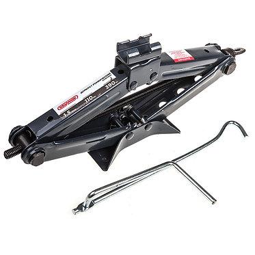 Домкрат механический ромбический 1,5т h 110-390мм SKYWAY в сумке