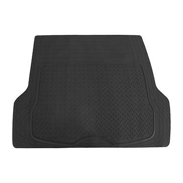 Коврик багажника SKYWAY Полиуретановый Черный (109,5х144см) Большой