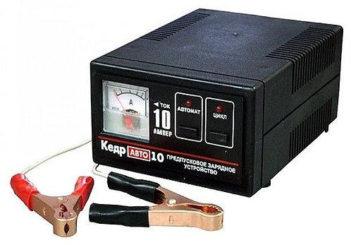 Зарядное устройство аккумулятора 10А КЕДР автоматическое