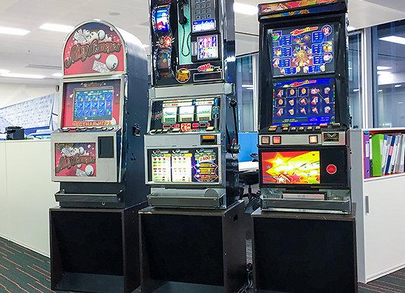 Игровые автоматы (Однорукий бандит)