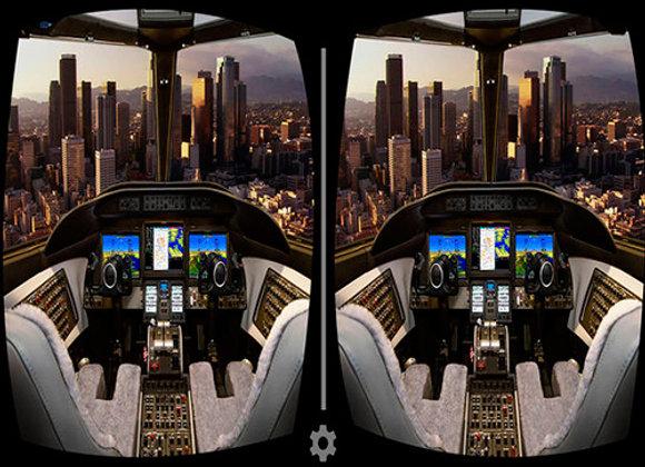 VR Авиасимулятор