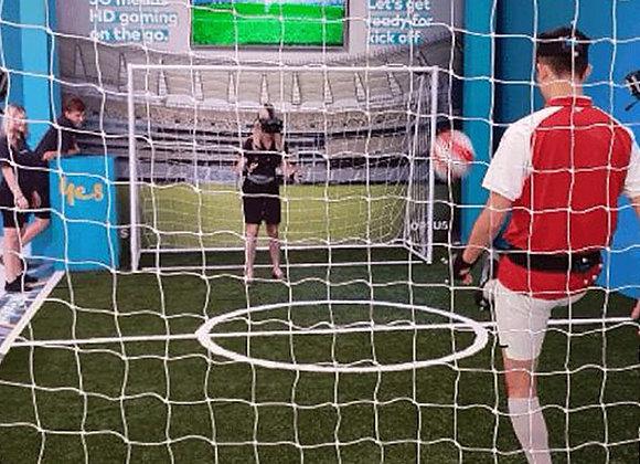 Командный VR футбол