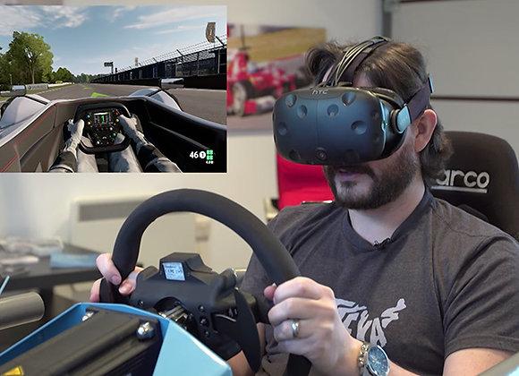 VR Автосимулятор