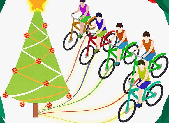 Велоёлка