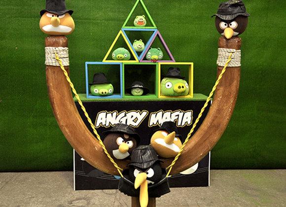 Angry Birds «Гангстеры»