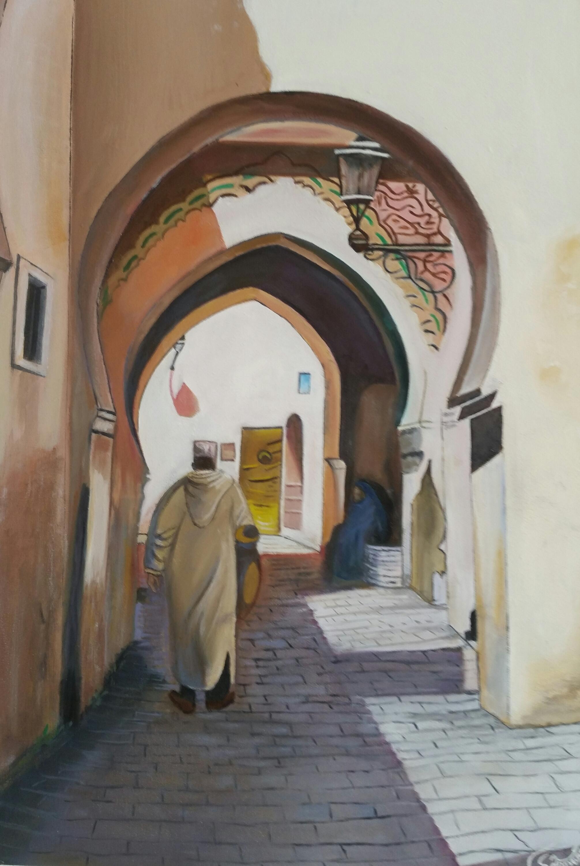 navarre thierry nantes souvenir marocain
