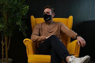 Face Mask Company Branding