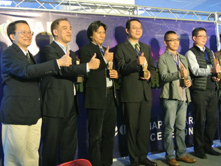 恭喜雲想科技榮獲交大加速器風雲新創企業獎!!