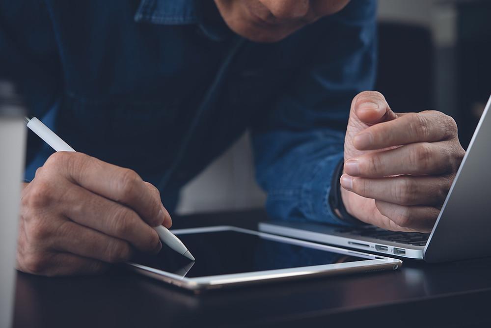 目前有代替紙本簽名與印章的電子簽名技術嗎?