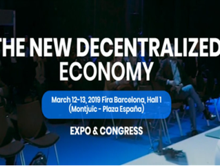 SelfieSign will meet you at The New Decentralized Economy in Barcelona