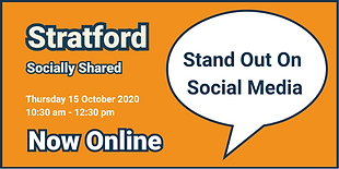 Stratford Socially Shared - Stand Out On