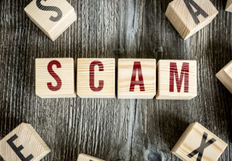 6 Tips for Dealing with Business Scams