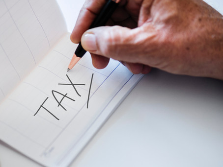 Eight Reasons Why Completing Your Tax Return Early Pays!