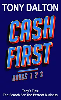 Cash First Books 1, 2 and 3