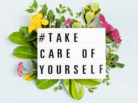 SELF CARE IS NOT JUST FOR CHRISTMAS
