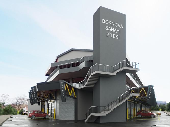 Bornova Sanayi Sitesi