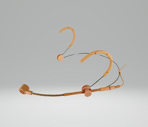 ChatterVOX HM500 custom fit noise canceling headset