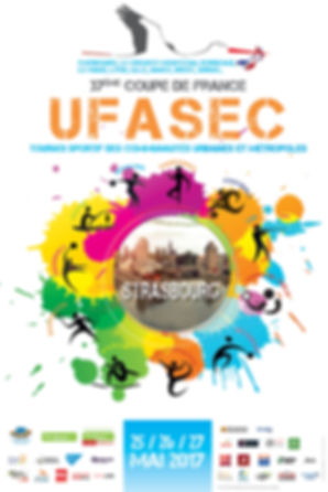 Affiche officielle UFASEC 2017