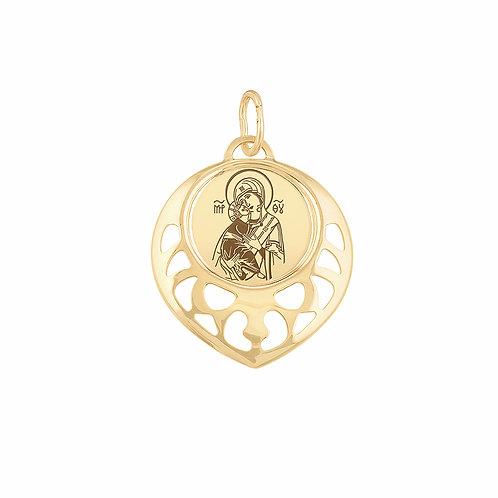 Иконка золотая